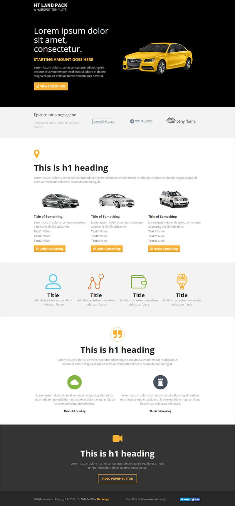 HT-Land-Car-Rental-Landing-Page