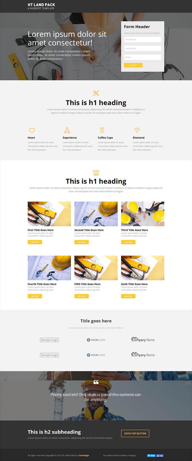 HT-Land-Construction-Landing-Page