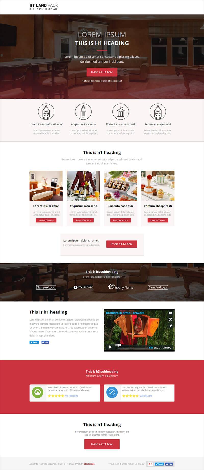 HT-Land-Hotel-Spa-Landing-Page