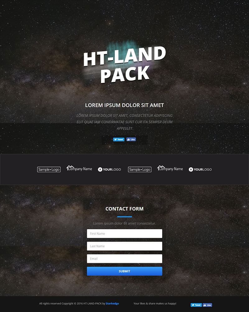 HT-Land-Party-Landing-Page