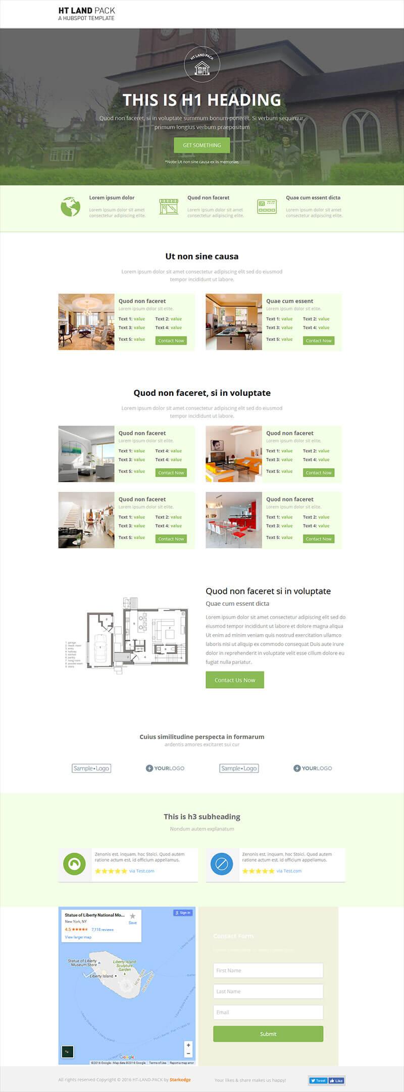 HT-Land-Real_Estate_Landing_Page