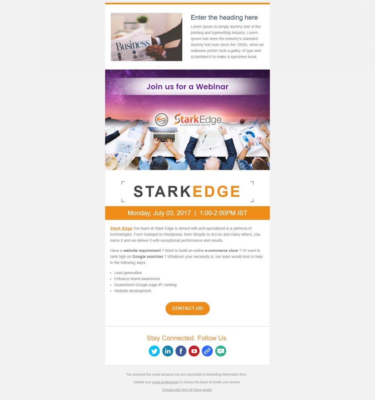 Hubspot Templates | SE Newsletter7 1200x1283
